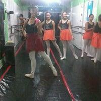 Photo taken at Escola de Danca Salmus by Mara O. on 6/10/2013