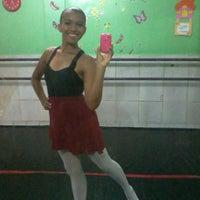 Photo taken at Escola de Danca Salmus by Mara O. on 6/18/2013