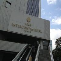 Photo prise au ANA InterContinental Tokyo par tsuru_g4 le4/18/2013