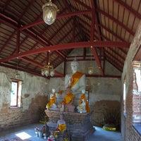 Photo taken at Wat Prasatthong by Aey on 1/2/2016