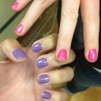 Photo taken at Color Nails by Annie on 5/1/2013