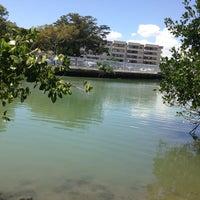 Photo taken at Parkview Island by Thalia C. on 4/6/2013