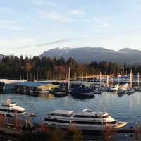 Photo taken at The Westin Bayshore, Vancouver by Jorge G. on 3/8/2013