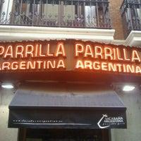 Photo prise au La Cabaña Argentina par Jorge G. le1/11/2013