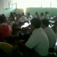 Photo taken at XI IPS 1-PA by Andrea B. on 5/2/2013