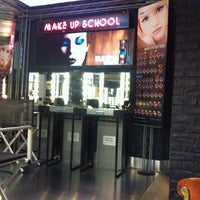 Photo taken at Make up for ever by Tine V. on 12/5/2013