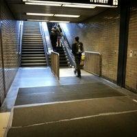 Photo taken at Van Ness MUNI Metro Station by Peter C. on 3/17/2014