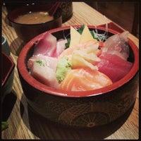 Photo taken at Mikado Sushi by Peter C. on 3/21/2014