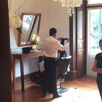 Photo taken at Le Salon by Tiago R. on 10/17/2014