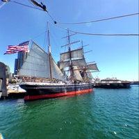 Das Foto wurde bei Maritime Museum of San Diego von David am 8/27/2013 aufgenommen