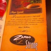Photo taken at Zambo Café by Мария Л. on 9/2/2013