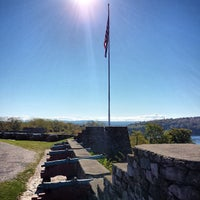 Photo taken at Fort Ticonderoga by April D. on 9/29/2013