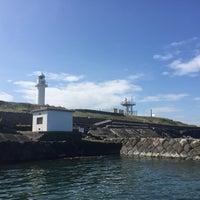 10/6/2018にスケるトン ま.が東京湾要塞 第二海堡跡で撮った写真