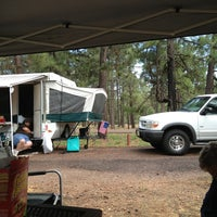 Photo taken at Canyon Point Campground by Kathy M. on 7/12/2013
