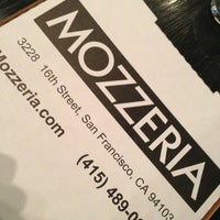 Photo taken at Mozzeria by Fred C. on 4/1/2013