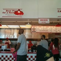 Photo taken at Five Guys by Ⓜabin on 11/16/2013