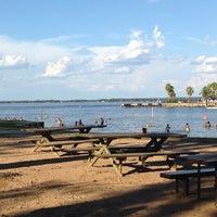 Photo taken at Lake Conroe by Eloina G. on 9/2/2013