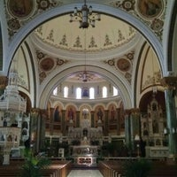 Photo taken at St. Mary of Perpetual Help Parish by Elizabeth on 5/22/2015
