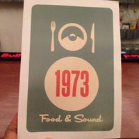 Photo taken at 1973 Food And Sound by Jahjah R. on 12/13/2014