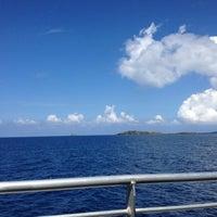 Photo taken at Culebra To Fajardo Ferry by Chepo L. on 10/8/2012
