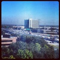 Photo taken at Houston Marriott North by stinamarie on 11/16/2012