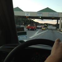Photo taken at Hilton Head Toll Booth by Dustin D. on 4/1/2013