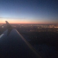 Photo taken at Gate C17 by Heather G. on 3/9/2014