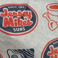 Photo taken at Jersey Mike's Subs by Allison W. on 3/18/2013