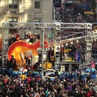 Photo taken at Macy's Thanksgiving Day Parade by Robert F. on 11/22/2012