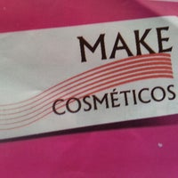 Photo taken at Make Cosméticos by Lu K. on 4/20/2013