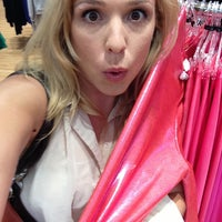 Photo taken at American Apparel by Allison E. on 8/10/2013