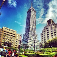 Foto tomada en Torre Latinoamericana por Ivan A. el 4/7/2013