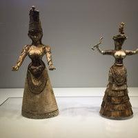 Foto scattata a Heraklion Archaeological Museum da Sienna K. il 6/21/2015