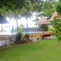 Photo taken at Cherinicole Beach Resort by Ronnel O. on 10/29/2013