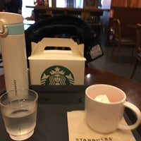 Photo taken at Starbucks by Jaehwa C. on 11/18/2016