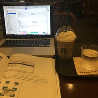 Photo taken at Starbucks by Jaehwa C. on 11/20/2016