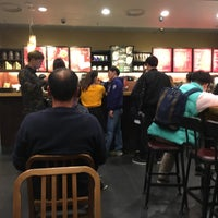 Photo taken at Starbucks by Jaehwa C. on 11/13/2016