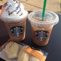 Photo taken at Starbucks by Holly U. on 7/8/2014