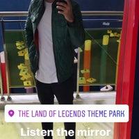 3/22/2017 tarihinde Burak Y.ziyaretçi tarafından The Land Of Legends'de çekilen fotoğraf