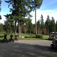 Photo taken at Canterwood Golf And Country Club by Nick A. on 3/25/2013