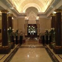 Снимок сделан в Four Seasons Hotel Lion Palace St. Petersburg пользователем Martin S. 7/8/2013