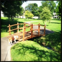 Photo taken at The Village at Grand Traverse Commons by Joseph W. on 8/17/2013