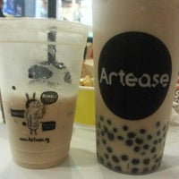 Photo taken at Artease Café by Dewi Sartika W. on 5/14/2013