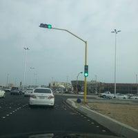 Photo taken at Prince Sultan & Al Batterjee Intersection by Ammar S. on 7/6/2013