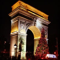 Foto scattata a Washington Square Park da Greg C. il 1/4/2013