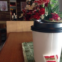 Photo taken at Coffee Holic by afterNoon N. on 2/9/2014