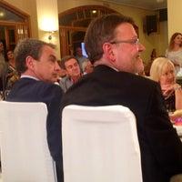 Photo taken at Restaurante Ya by Alfredo P. on 5/10/2014