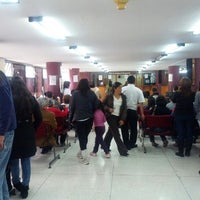 Photo taken at Superintendencia Nacional de Migraciones - Sede Central by Omar Alejandro M. on 10/24/2012
