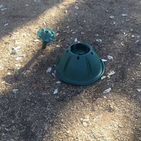 Photo taken at Memorial Park Playground by Megan C. on 11/13/2016