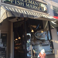 Photo taken at Freeman's Fish Market by Megan C. on 2/14/2017